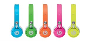 beats by dr. dre mixr (neon-side)