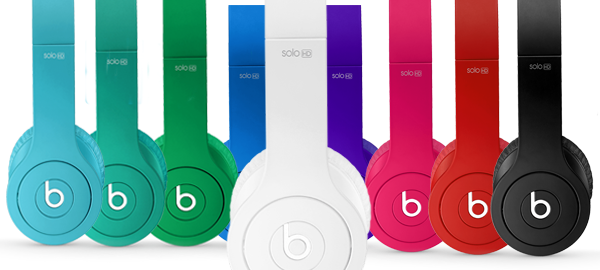 Get drenched with Beats Headsets