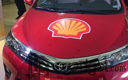 Shell V-Power Nitro+ Fuels your Excitement in Ayala Center Cebu