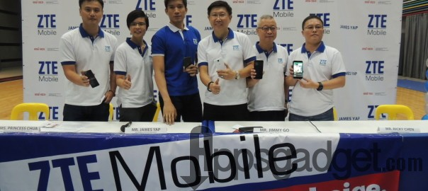 James Yap is the Endorser for ZTE Mobile