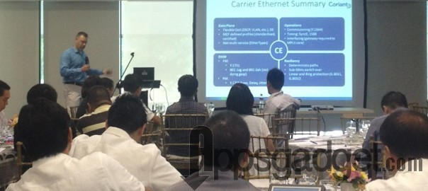 Globe Business bolsters top Carrier Ethernet events