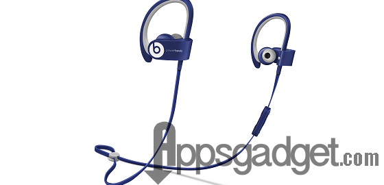 Powerbeats 2 Wireless Designed to Move with you