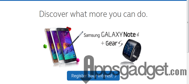 Globe Samsung Galaxy Note 4 Online Order and Preorder
