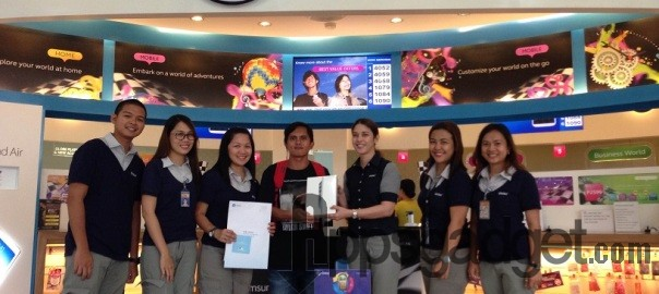 Globe Telecom Raffles off Gadgets for Project 1 Phone Advocates