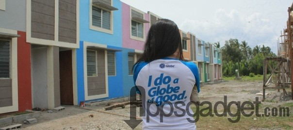 Globe A journey to Wonderful | Reestablishes Homes, Schools, Livelihood in Typhoon Haiyan Devastated Areas