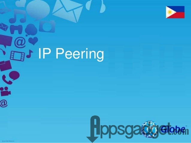 ip peering perspective from a philippine carrier