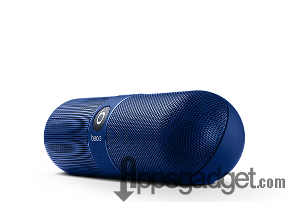 speaker pill blue zoom thrqtright