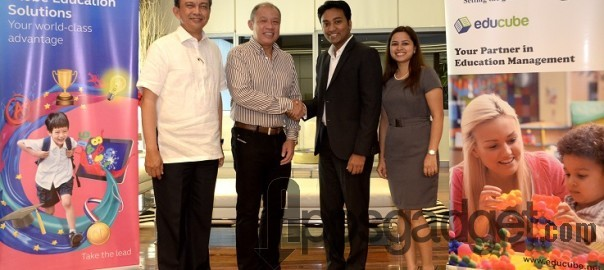 Globe Sparks Revolution in PH Education with New Cloud-based Software with Globals Educube