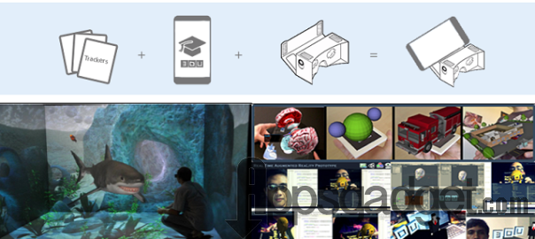 Virtual University App Wins Globe Labs Google Cardboard Hack