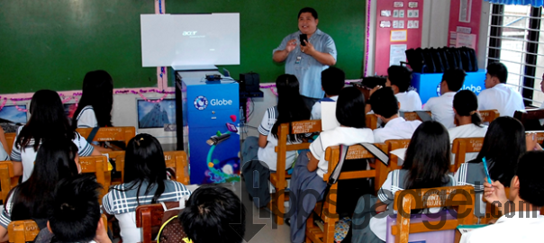 Globe Prepaid Enables 21st Century Learning in the Countryside