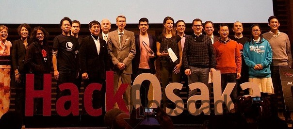 mClinica Wins 2015 Hack Osaka Award, Accelerates int'l growth