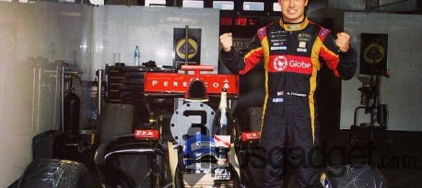 Marlon Stockinger to Race in 2015 GP2 with Status Grand Prix