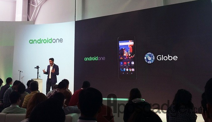 Google Vice President for Product Management Caesar Sengupta shares how Globe is helping enable internet connectivity among Android phone users in the Philippines with Google's Android One.