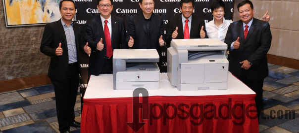 Canon Appoints MSI-ECS as Business Printers Distributor