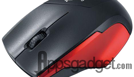 New Genius Wireless Optical Mouse, the NS-6015