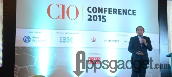Globe shares journey of becoming a digitally-ready enterprise at CIO Conference 2015