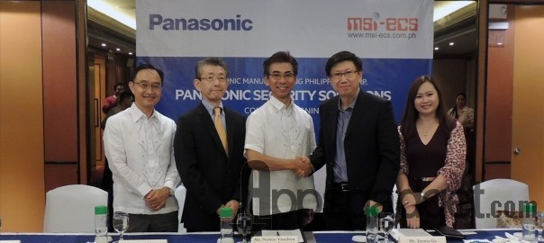 Panasonic Appoints MSI-ECS as Country Distributor for Security Solutions