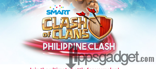 Smart Clash of Clans Philippine Clash Tournament | Cebu, Davao , Lipa, Baguio, MOA