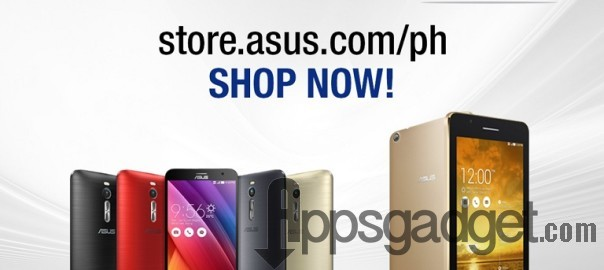 ASUS Philippines Official Online Store is Now Open