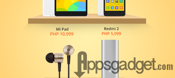 Xiaomi Now Available Offline in the Philippines including Redmi 2, to be sold at over 200 Stores Nationwide