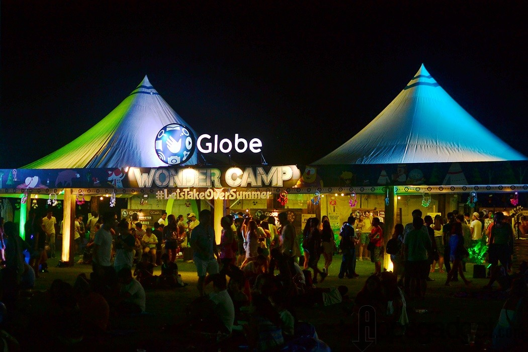 Globe Wanderland Globe Telecom brings World Class Artists
