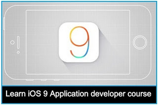 Learning iOS 9 App development course by Udemy