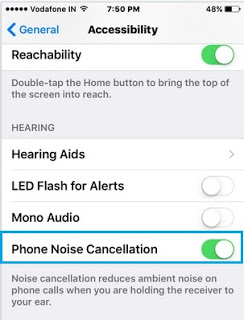 Don't hear call volume in iOS 9: iPhone after update