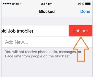 Disable/ Turn Off iMessage for not saved contacts in iPhone, iPad