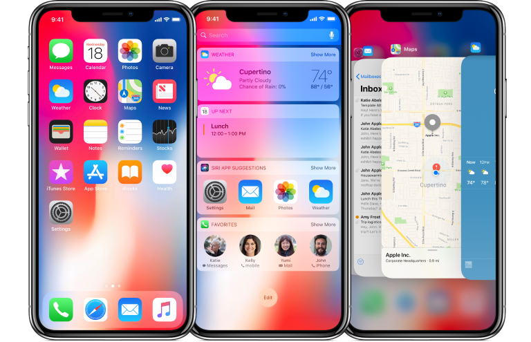 Designing for iPhone X: Tips and Tricks
