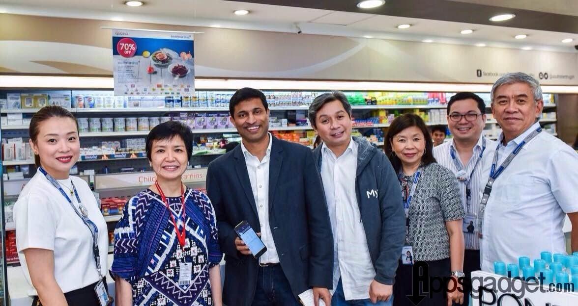 South Star Drug Accepts Globe GCash - AppsGadget