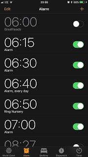 alarmnotringingiphoneX