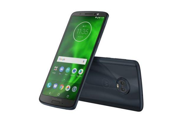 نتيجة بحث الصور عن Motorola Moto G6
