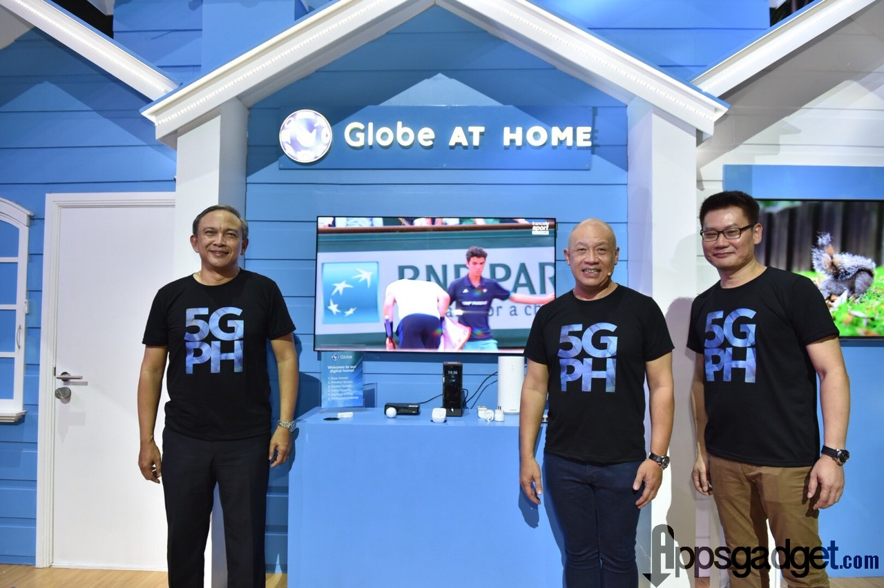 Globe 5G Connection Technology in the Philippines