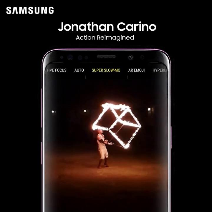 Samsung SOTD Grand Winner Jonathan Carino