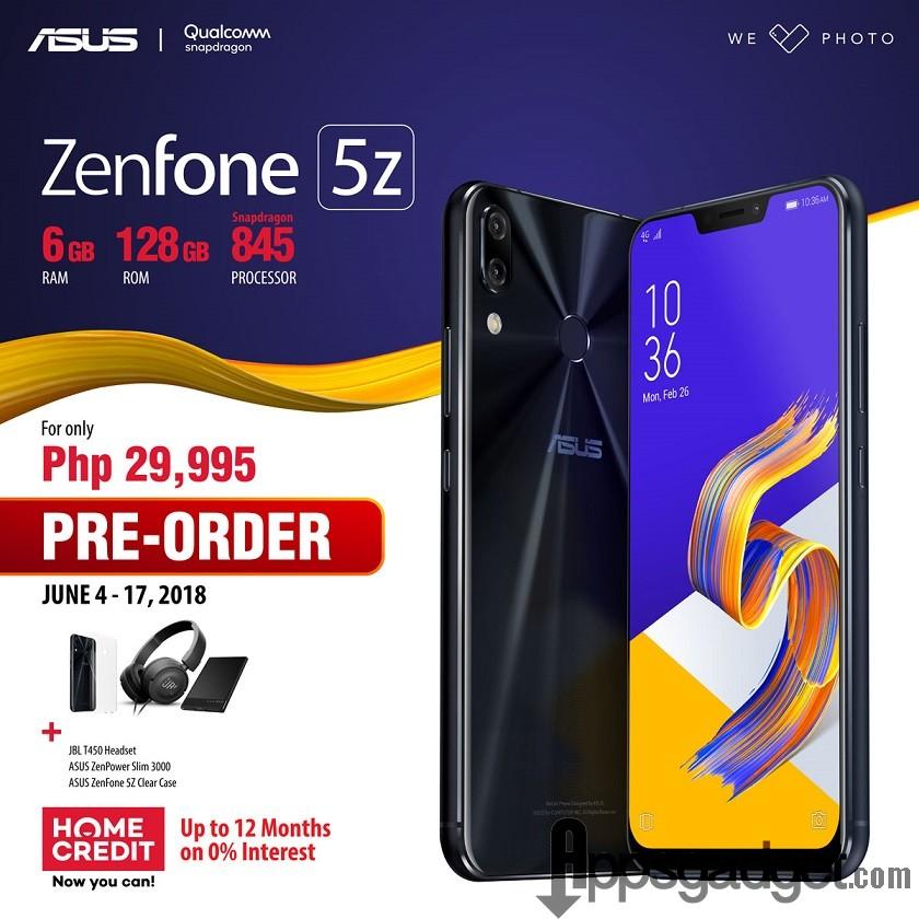 ZenFone Z Availability