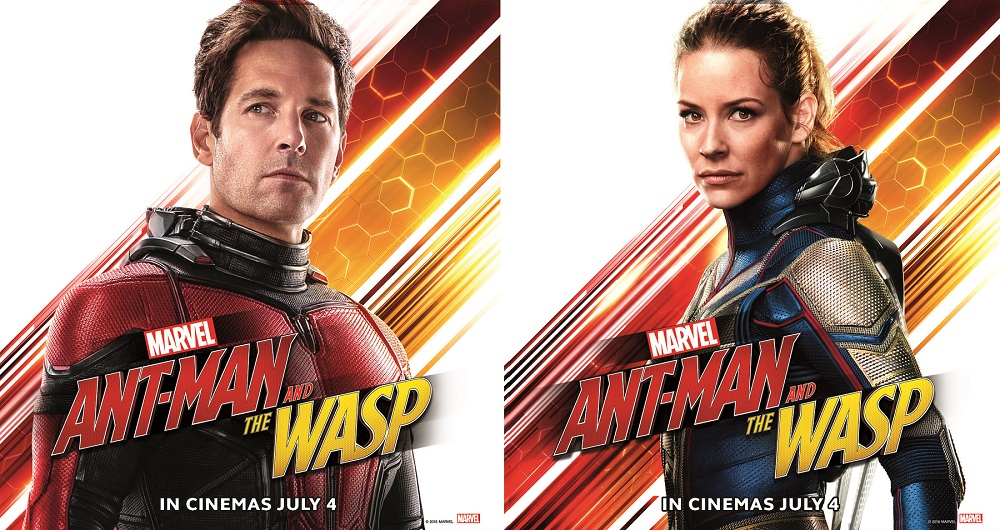 Get Free Tickets to Marvel Studios Ant-Man and The Wasp by Globe in Shrinking Photo Booth