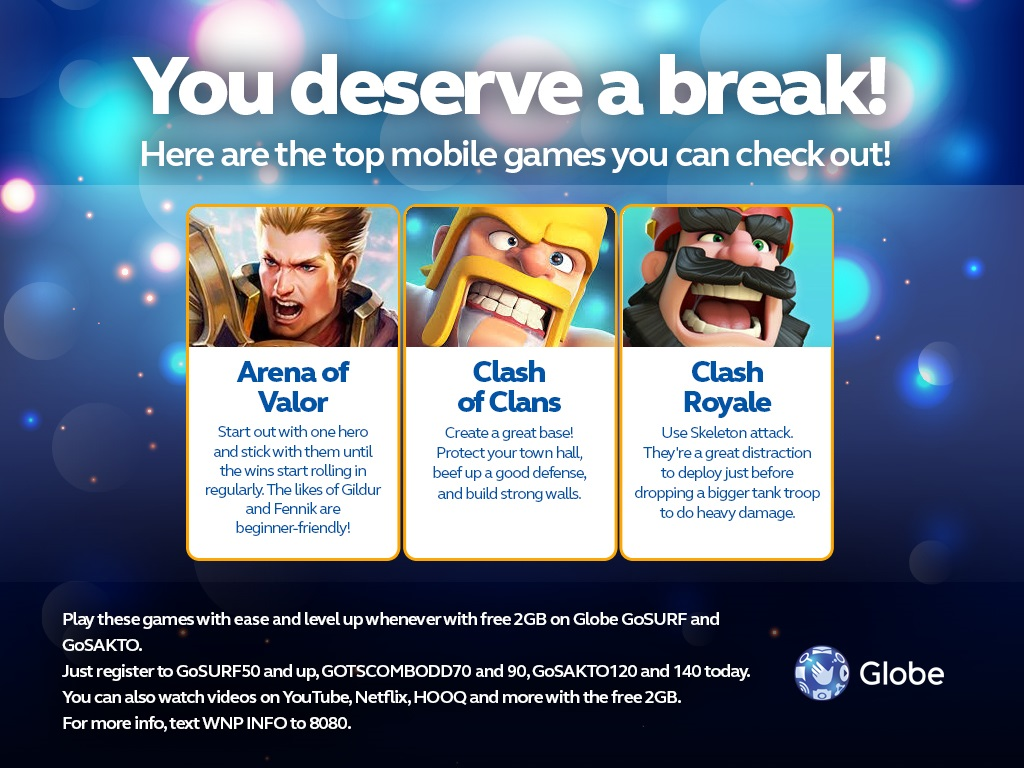 Games Infographic
