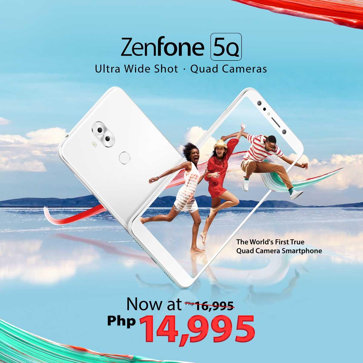 ZenFone Q Price drop