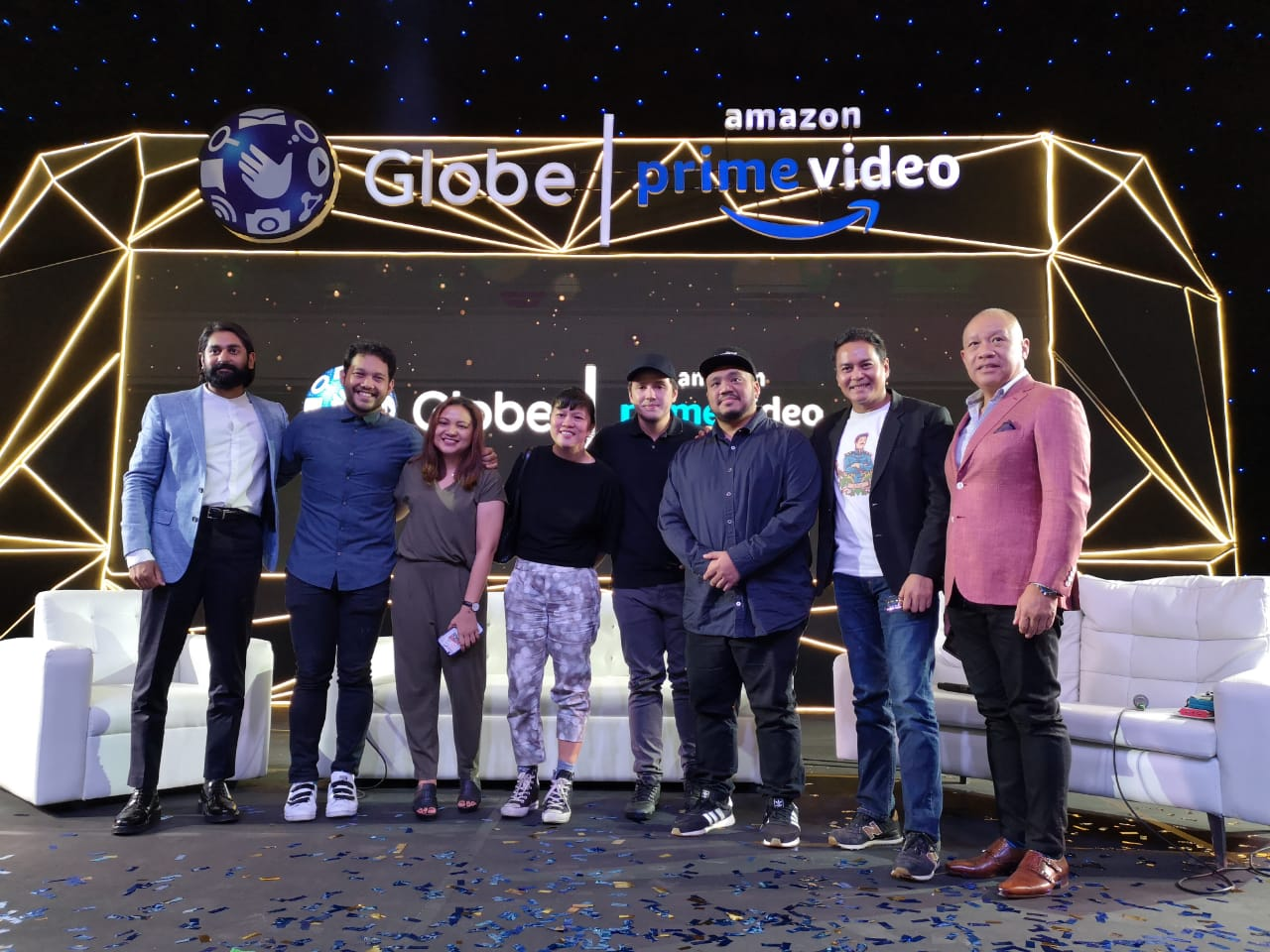 Amazon Prime Video and Twitch Prime with Globe Postpaid Plans