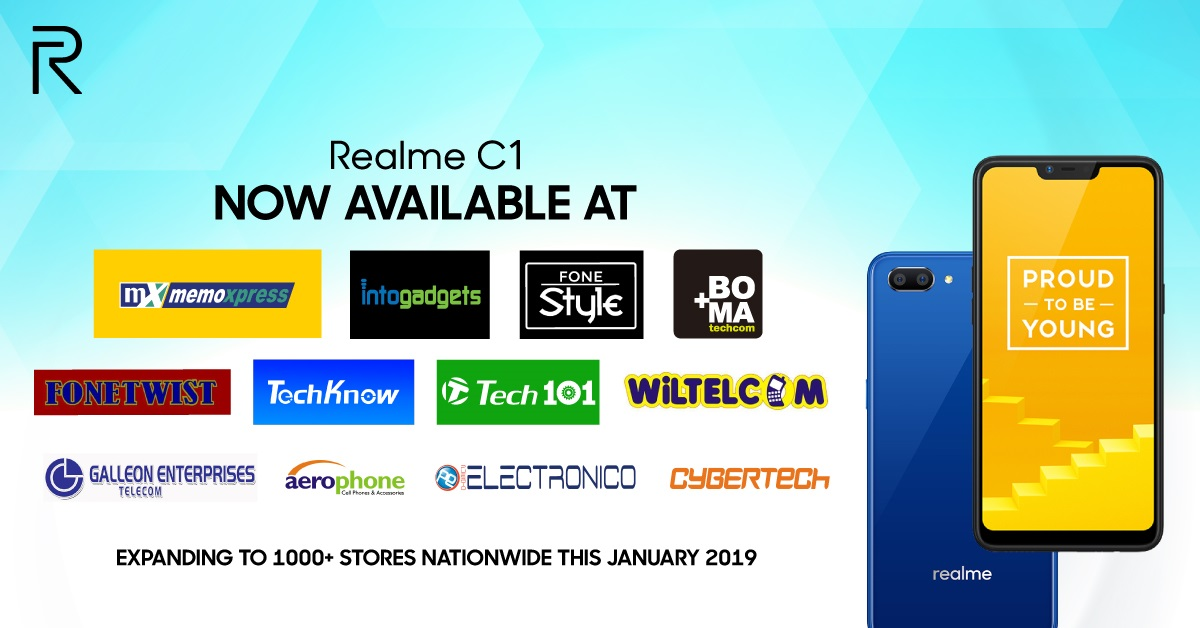Where To Buy Realme PR Photo