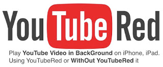Play Youtube Video in Background from iPhone, iPad app