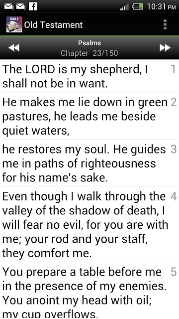 Bible App For Android