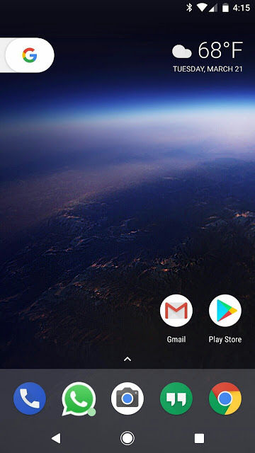 Android O Notification dots