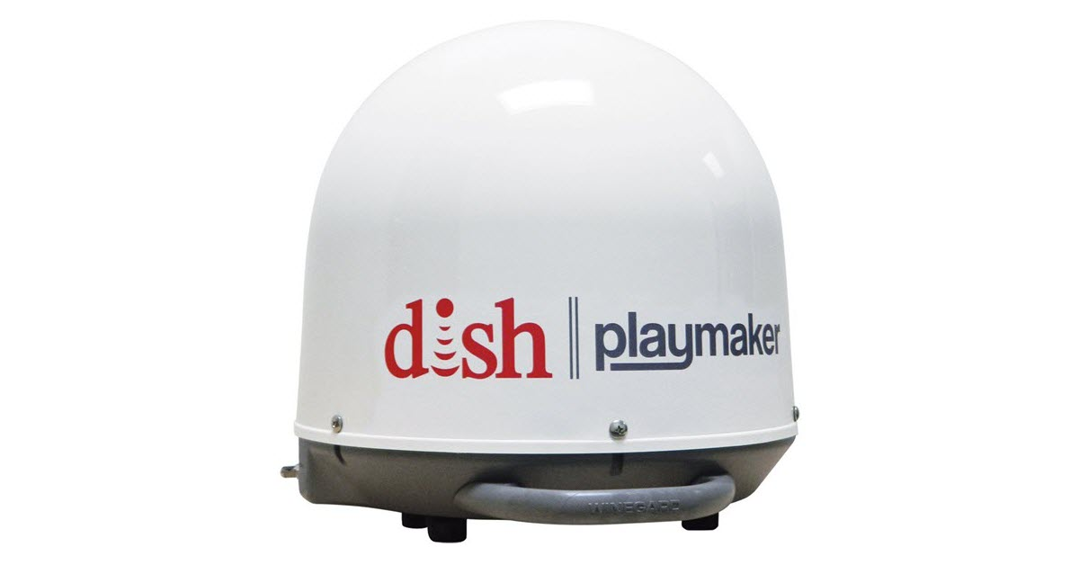 Portable Satellite Antenna - Winegard DISH Playmaker Review