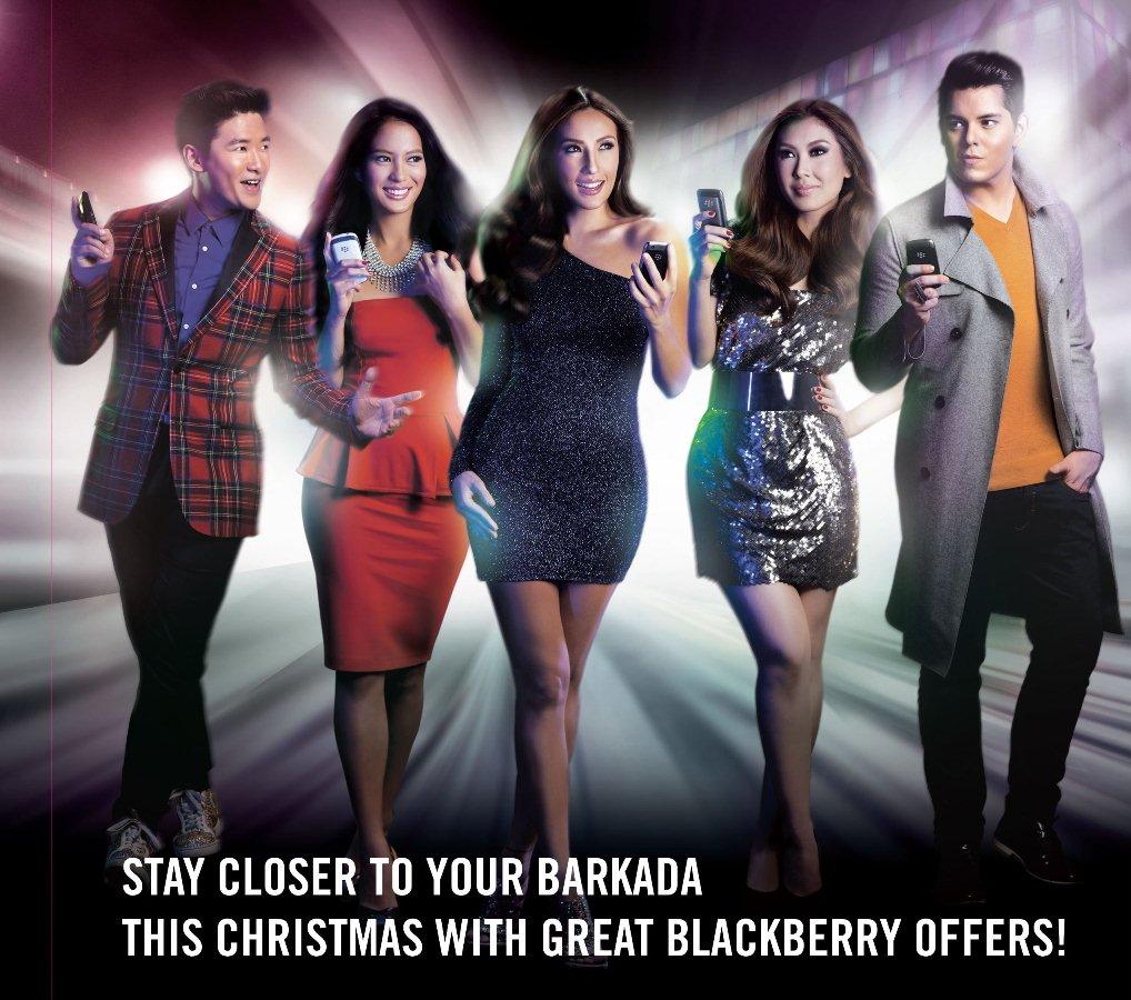 BB Barkada Preview blackberry philippines