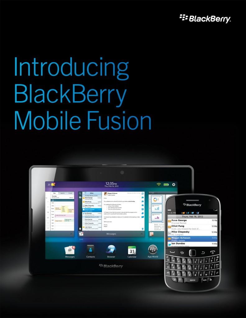Blackberry Fusion Philippines