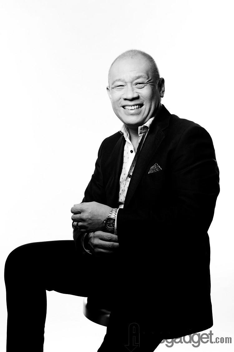 CEO Ernest Cu