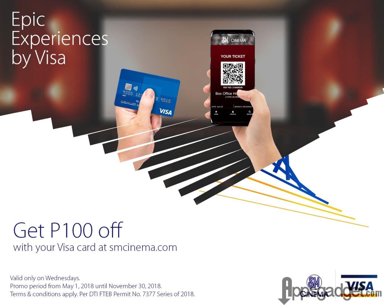 Visa Cardholders Freebies