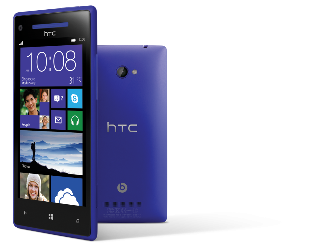 HTC WPX Left Back SHADOW