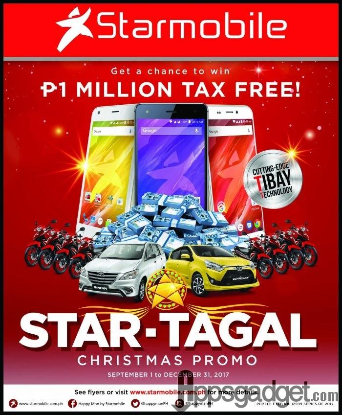 STAR TAGAL Christmas Promo